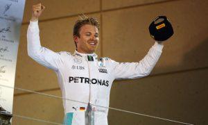 Rosberg heads to Shanghai 'on a massive high'