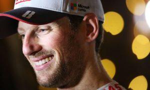 Haas critics are jealous of early success - Grosjean