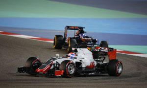 Grosjean wins second Driver of the Day award