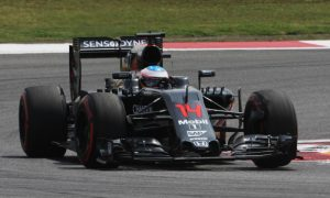 """Alonso """"really happy to be back in action"""""""