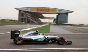 Ferrari pace warns Rosberg of tough weekend