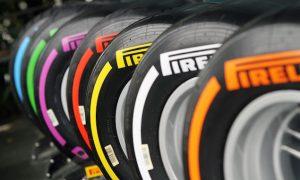 Mercedes, Ferrari pick same tyres for Malaysia