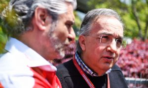 Marchionne's faith in Arrivabene 'beyond any question'