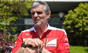 Arrivabene refuses to point finger at Vettel