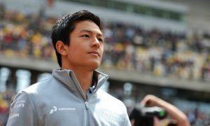 Is Haryanto's seat with Manor dependent on text messages?