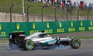 Hamilton upbeat despite 'a pretty horrifying race'
