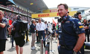 'We're snapping at the ankles of Ferrari' - Horner