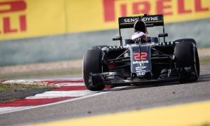 Button: MP4-31 yet to show full potential