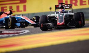 Grosjean confronted Ericsson over Turn 1 clash