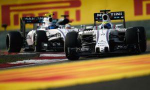 Massa notes improvement in Williams strategy
