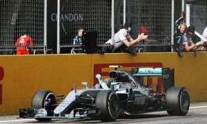 Wolff confident about Rosberg contract situation