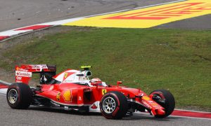 Raikkonen yearning for clean F1 weekend