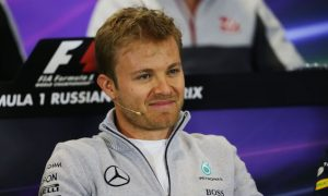 Rivals have had 'messy start', says 'realistic' Rosberg