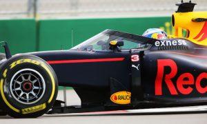 Red Bull Aeroscreen debuts in Russia