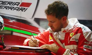Vettel to get gearbox grid penalty in Russia