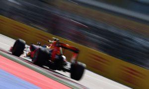 Kvyat hopes aggressive tyre choice pays off