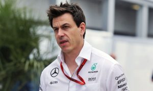 Wolff addresses Mercedes at end of title year