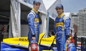 Buemi and Prost extend Renault e.dams contract