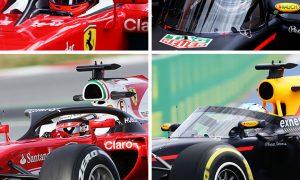 F1 technical focus: Halo or Aeroscreen?