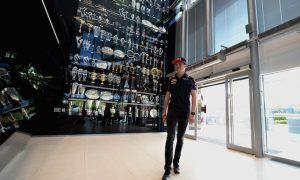 Verstappen 'a bit shocked' by Red Bull promotion