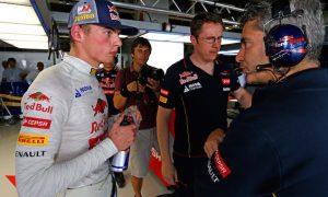 Verstappen's Toro Rosso engineer confirms departure