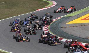 Sainz revisits Kvyat duel in 2015 Spanish GP