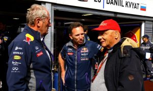 Ricciardo still the better Red Bull driver - Lauda