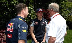 Verstappen promotion with long-term future in mind - Horner