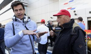 Wolff outburst was to protect team members