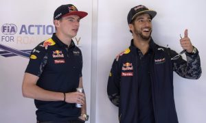 "'Max is a new challenge and a big one,"" says Ricciardo"