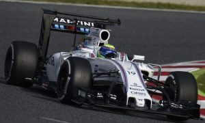 Radical Williams wing design caters to future - Massa