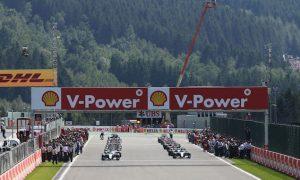 Shell ends trackside F1 deal, Belgian GP sponsorship