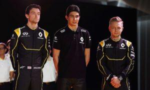 Renault looking to groom future F1 champions - Vasseur