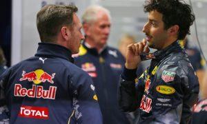 Horner hails 'mighty' qualifying lap by Ricciardo
