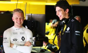 Renault to run Magnussen, Ocon in Barcelona test