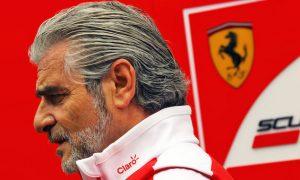 Arrivabene: Ferrari 'not giving up' on F1 title