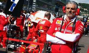 Arrivabene dismisses Kvyat's crash reasons