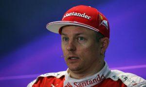 Ferrari not fast enough in Russia - Raikkonen
