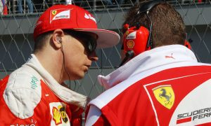 Raikkonen admits F1 future 'out of our hands'