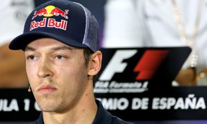 Kvyat 'shocked' when told he was out of Red Bull