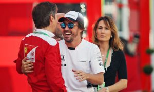 Alonso has 'high hopes' McLaren will continue momentum