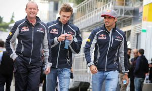 Sainz 'a bit more comfortable' after Toro Rosso changes