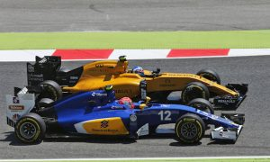From the cockpit: Felipe Nasr on a 'magical' Spanish GP
