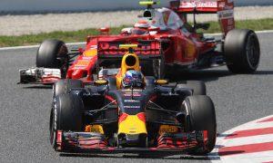 Last 10 laps felt like 'driving on ice' - Verstappen