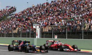 Toro Rosso wants same engine spec as Ferrari in 2017