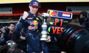 Andretti: Verstappen a 'very rare' talent