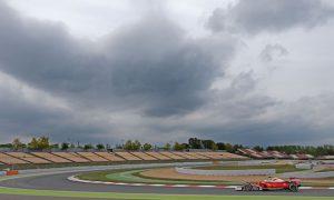 Vettel tops opening day of Barcelona test