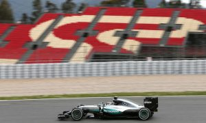 'Good to be back in the car' - Rosberg