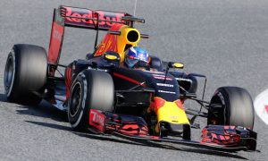 Verstappen: Test helped me get further used to Red Bull car