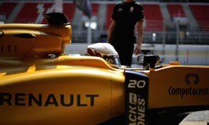 B-spec drivability immediately better - Magnussen